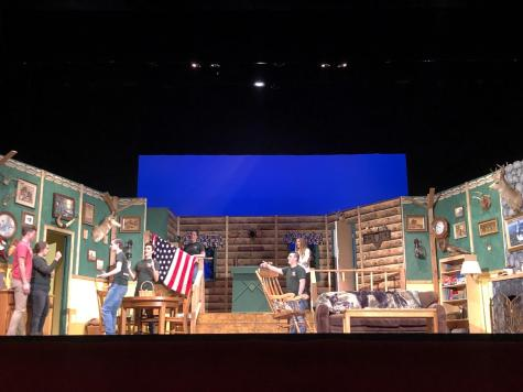 "FUHS theatre's ""The Foreigner"" wins the best play in Orange County"