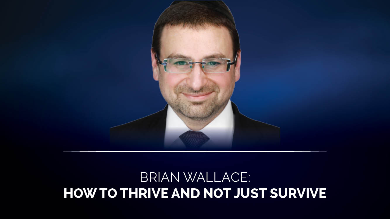 How to thrive and not just survive