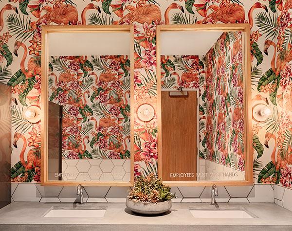 suerte, austin, interior design, bathroom