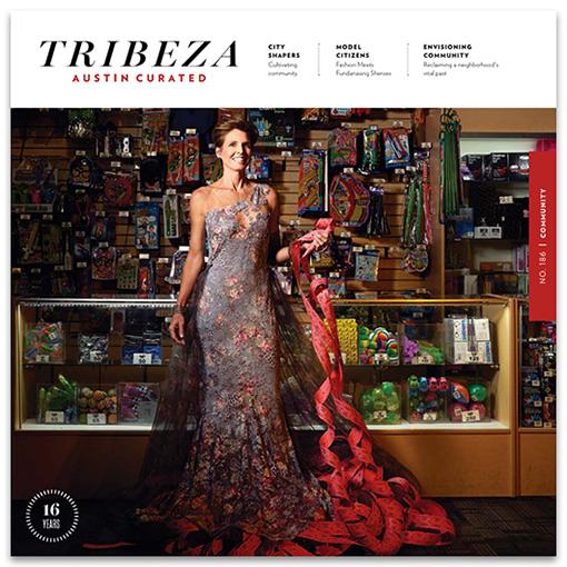 Tribeza February Community Issue