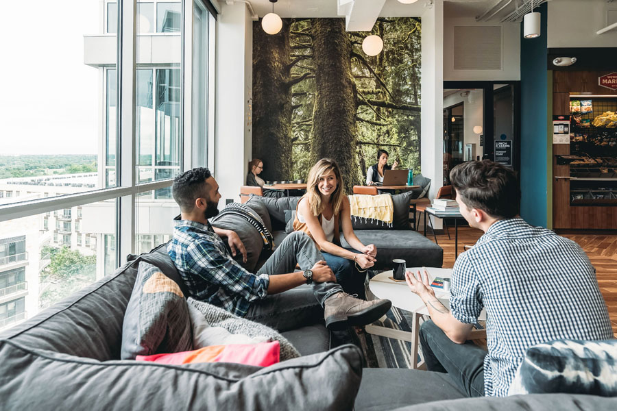 Austin co-working guide