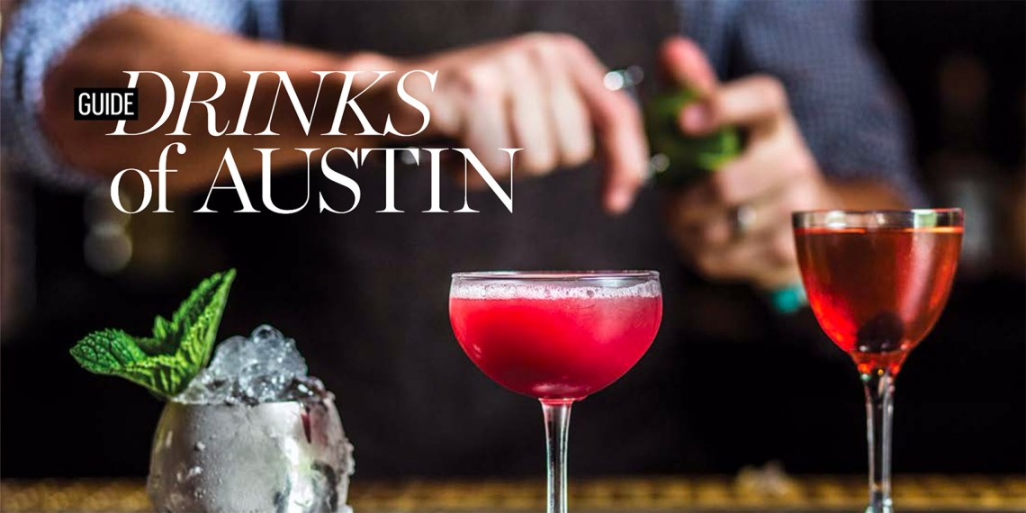 austin drinks guide tribeza drink