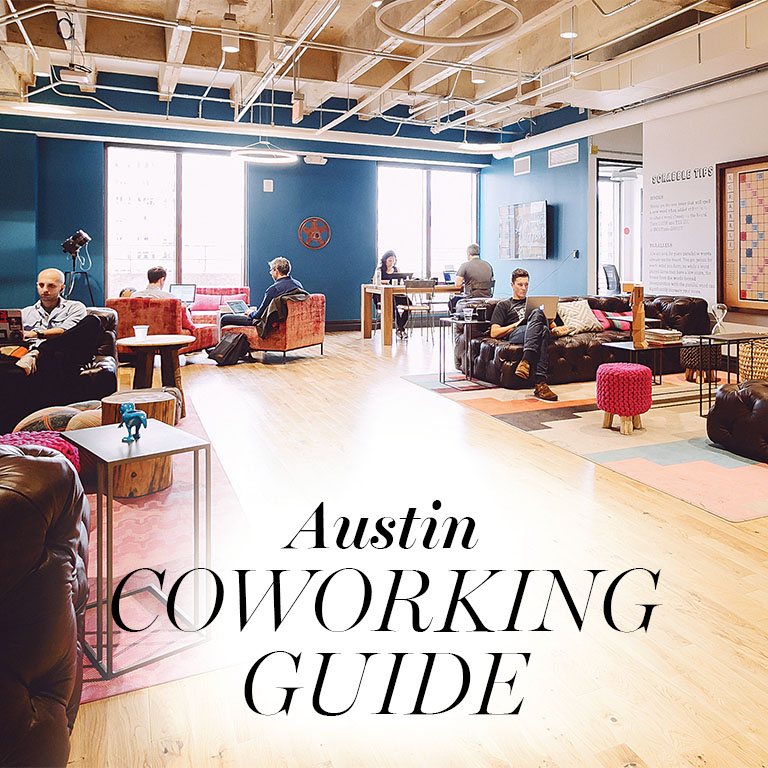 Austin Coworking guide
