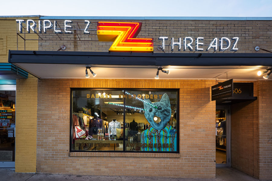 triple z threadz austin soco