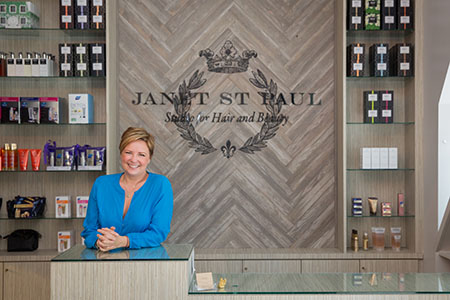 janet st paul hair beauty