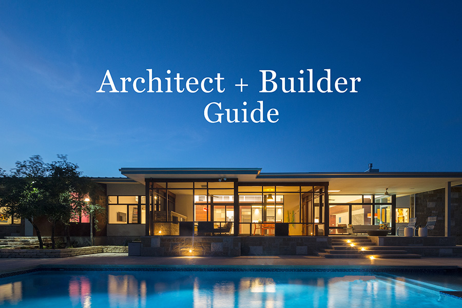 tribeza architect builder guide austin
