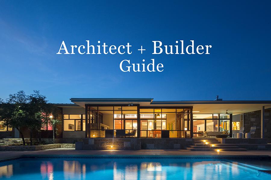 tribeza architect builder guide austin