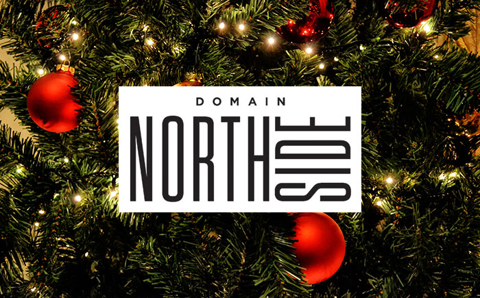 domain northside austin holiday
