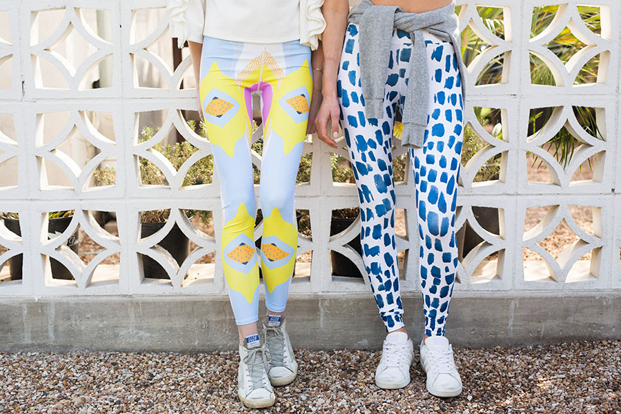 katie kime leggings austin tribeza talk