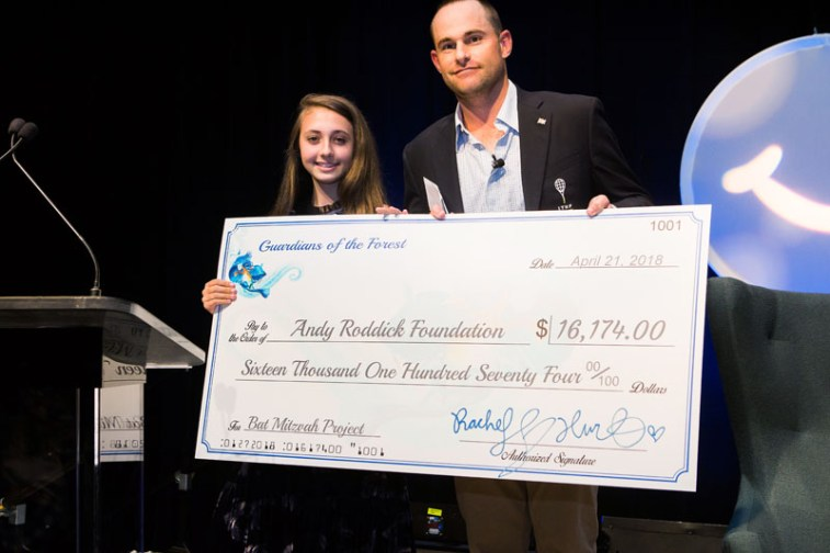 andy roddick foundation austin decker