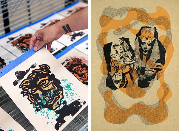 artstartart, austin, artists, erik culver, Jayne Valverde