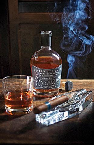 ben milam whiskey austin holiday gift guide shop local tribeza atx bourbon