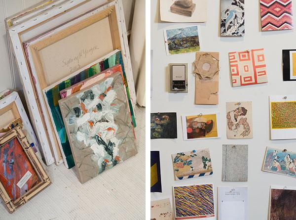 elgin artist, margo sawyer, travis seeger, sydney yeager, bill montgomery, margie crisp, austin, art