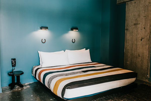 carpenter hotel, austin, interior design, architecture, tribeza, mighty union