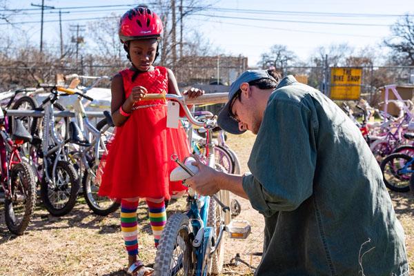 Austin Yellow Bike Project