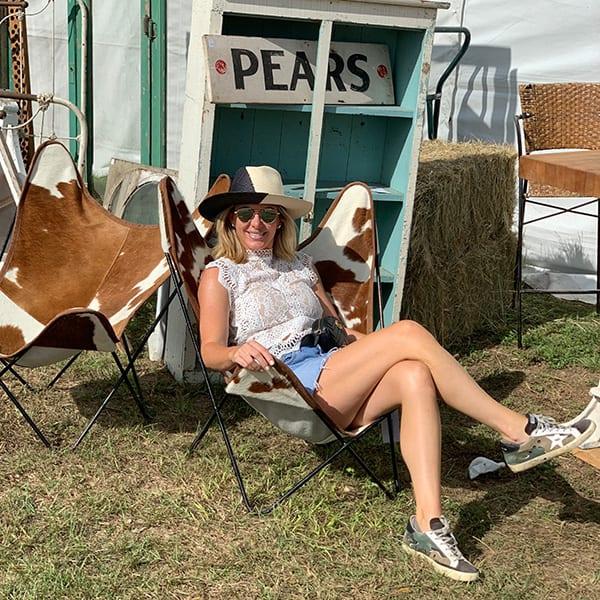 Round Top Antiques Fair with Kristen Nix