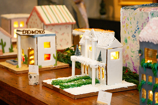 Friends of the Children Gingerbread Dreamhouses