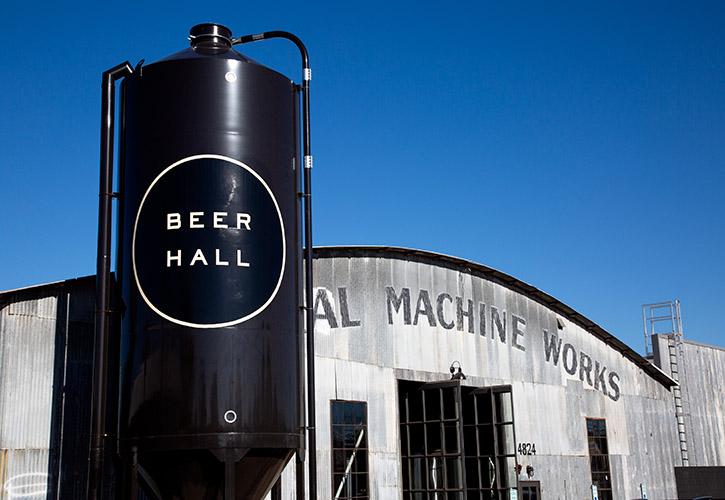 Central Machine Works Brewery