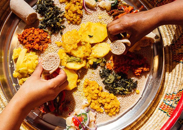 Taste of Ethiopia II