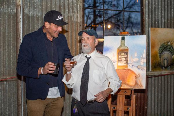 Nine Banded Whiskey Bourbon Release