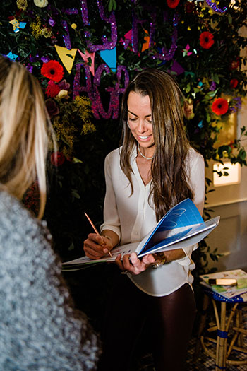 Katie Jaffe Fly, Fly Again Book Release