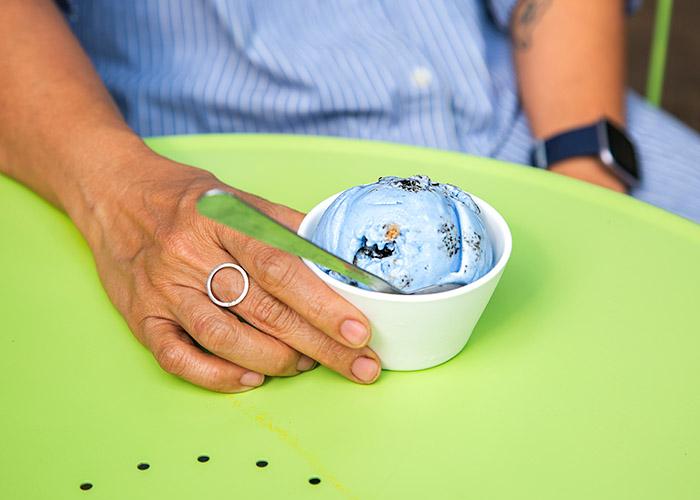 Austin Ice Cream: Gati