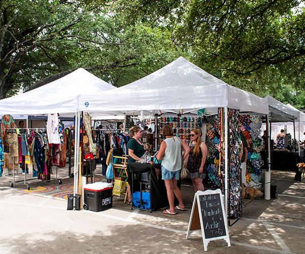 Austin Markets: Austin Flea