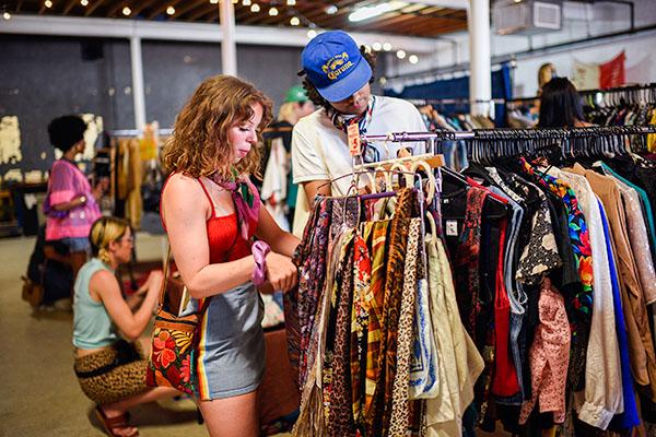 Austin Markets: Laissez Fair Vintage