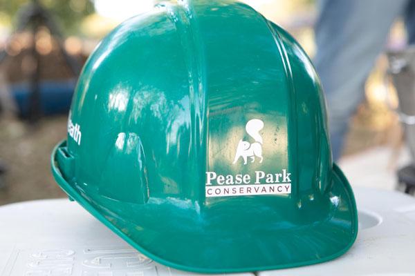 Pease Park Conservancy Bubbles & Bulldozers