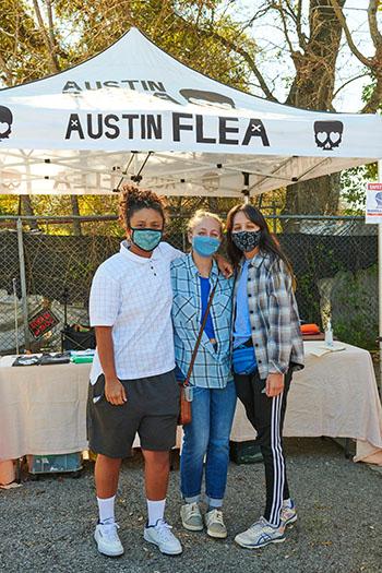 Austin Flea at ABGB