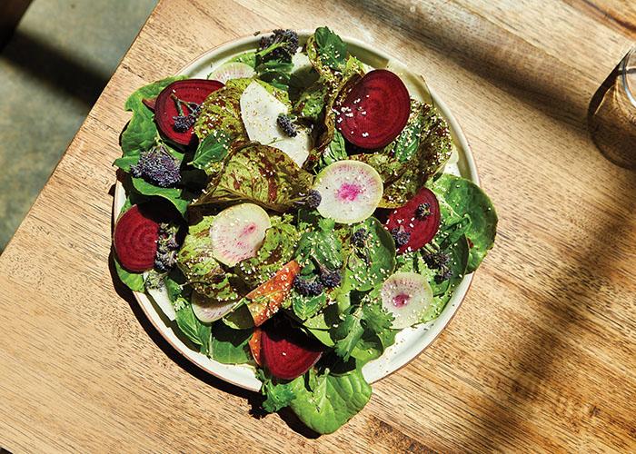 Comedor Salad Recipe