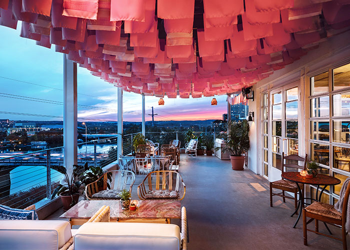 Austin Rooftop Bars and Patios
