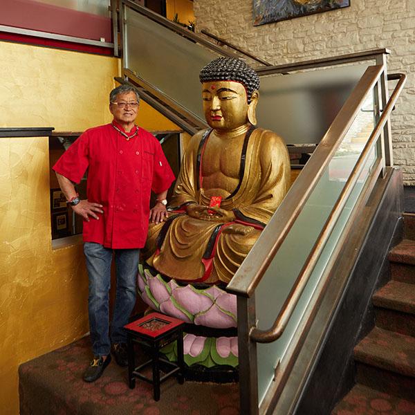 Chinatown: Ronald Cheng