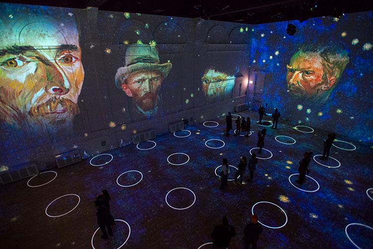 Beyond Van Gogh: The Immersive Experience