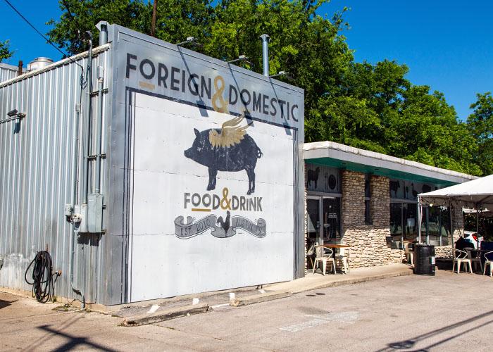 Foriegn & Domestic Austin
