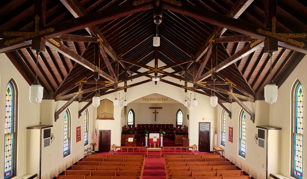 East Austin Churches