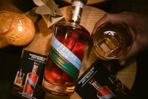 Sweetens Cove Bourbon Launch