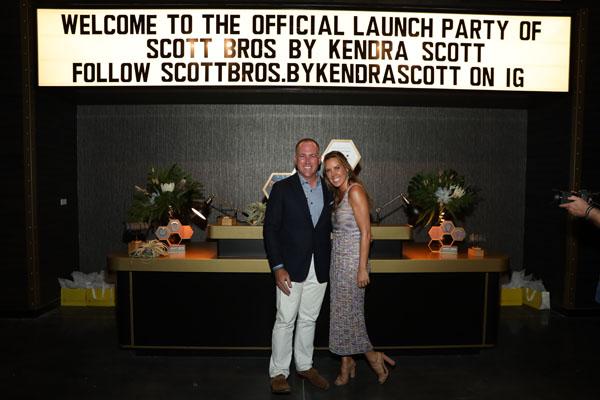 Scott Bros. By Kendra Scott Launch
