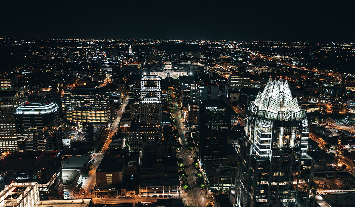 Austin Eye View