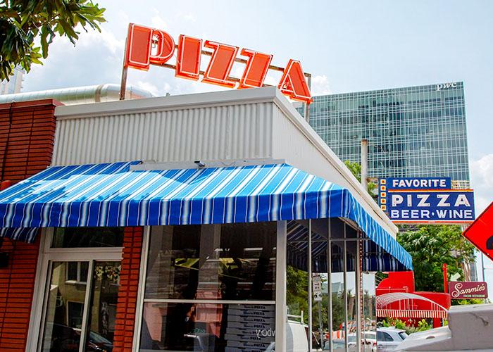 Favorite Pizza Restaurant Pick