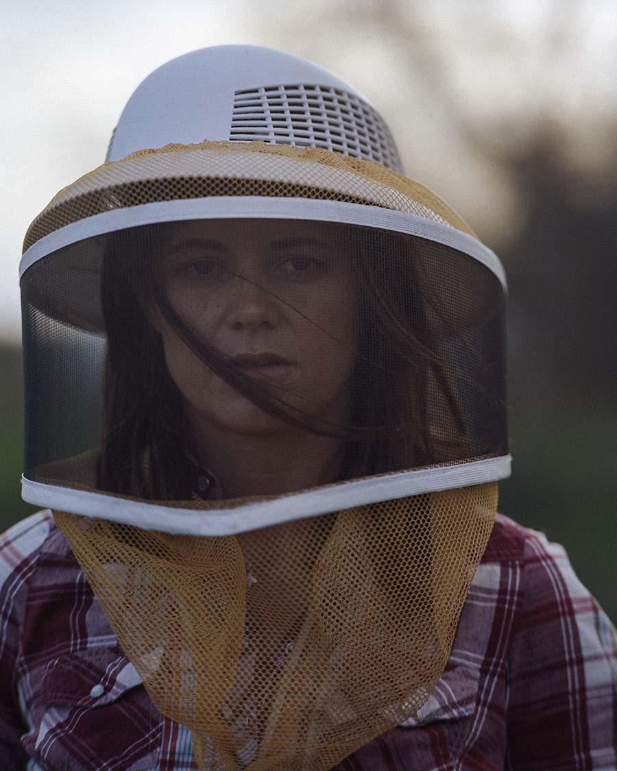 Bee Veil 001