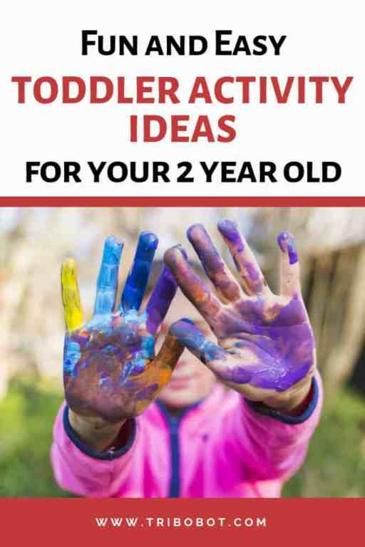 Fun Activities That Will Keep Your Toddler Engaged For A Long Productive Time