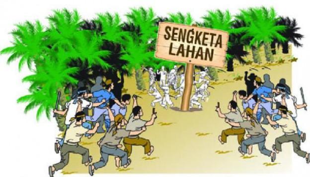 Polres Polman Tangani Kasus Penyerobotan Tanah yang terjadi Di ...