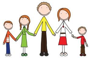 Fantasmes d'une famille recomposée merveilleusement unie