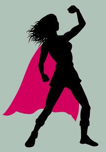belle-mère super-héroïne