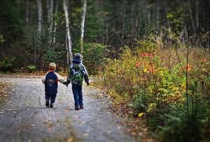supporter le départ des enfants