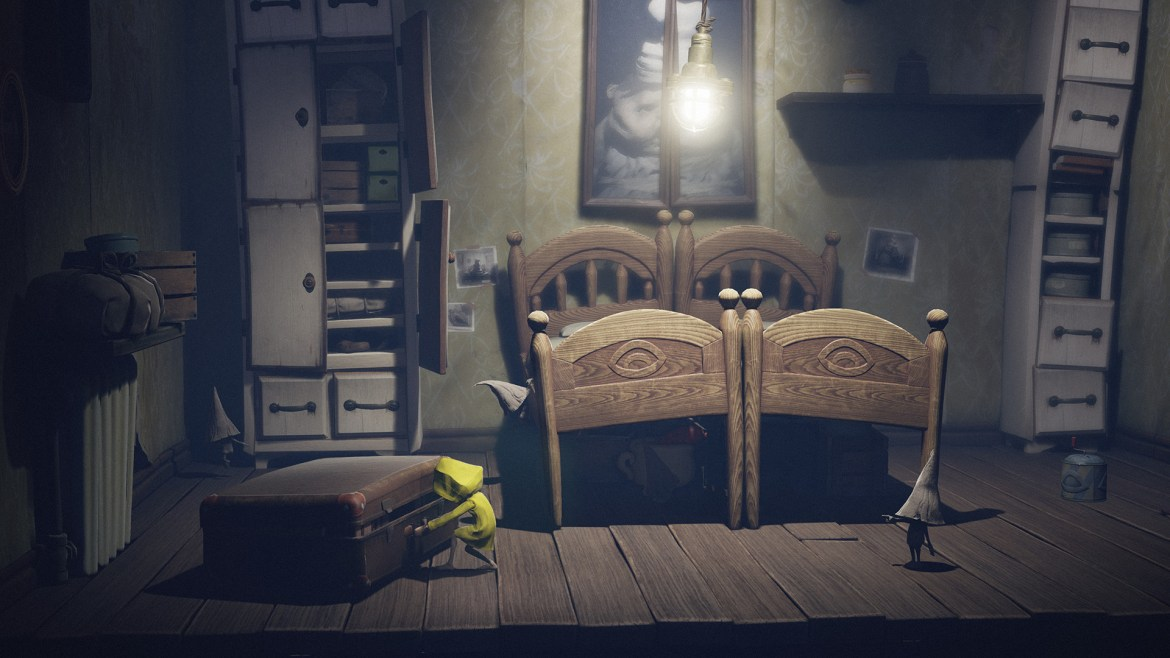 Little Nightmares - Nintendo