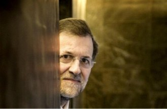 Rajoy se oculta