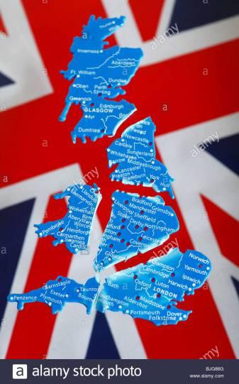 Inglaterra rota