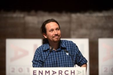 Iglesias y Podemos salen muy perjudicados por la ley D'Hondt en estas elecciones.